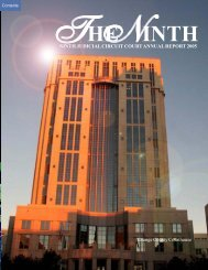 Annual Report 2005.p65 - Ninth Judicial Circuit Court of Florida