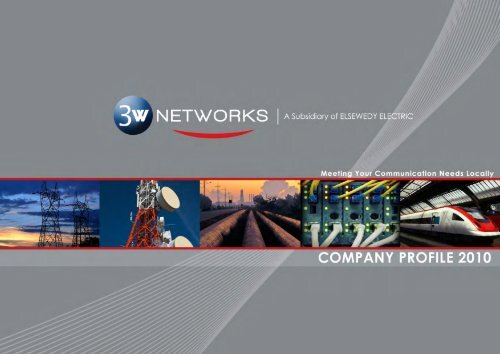 1. Company Profile - Elsewedy Cables