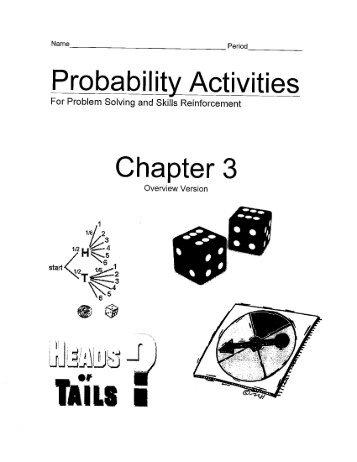 Probability Magazines