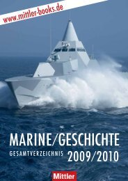 www.mittler-books.de - Koehler-Mittler