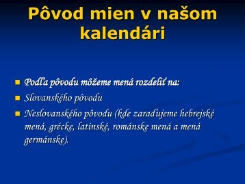 Svätec - psabuba.edu.sk