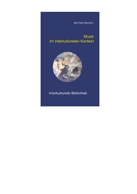 Max Peter Baumann - Verlag Traugott Bautz Gmbh