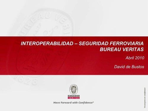 Seguridad - Bureau veritas espana ...