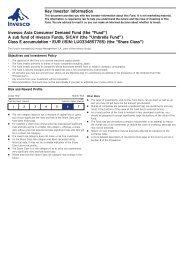Invesco Asia Consumer Demand Fund - E ... - Invesco Perpetual