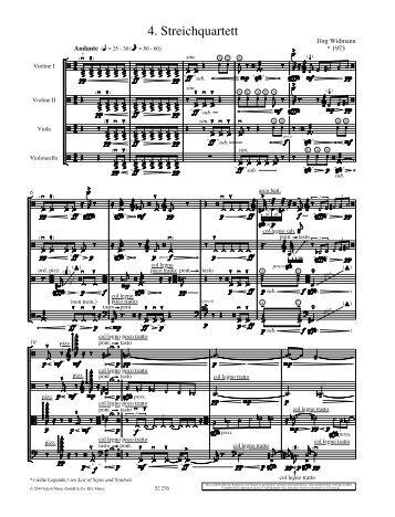 52276_Widmann Partitur Vorlage.indd - Schott Music