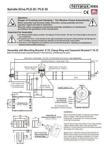 Spindle Drive PLS 20 30.pdf - ferralux.ro