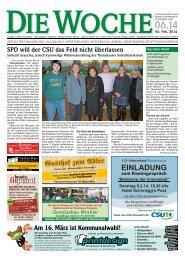 Ausgabe 06/14 - Redaktion + Verlag