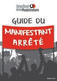 Guide du manifestant2013