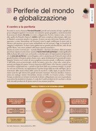 Ipertesto B – Periferie del mondo e globalizzazione - Sei