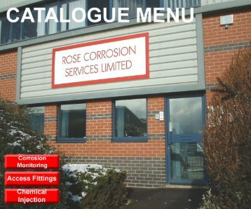 RCSL Product Catalogue - Rose Corrosion Services Ltd