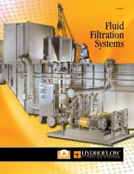 Fluid Filtration Systems - Eriez