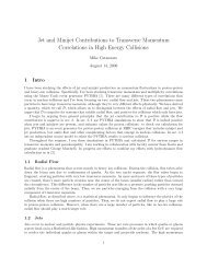 Jet and Minijet Contributions to Transverse Momentum Correlations ...