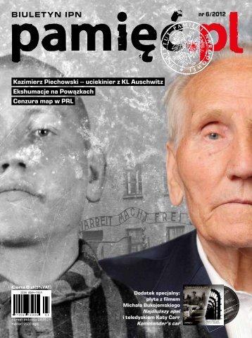 Pamięć.pl 6/2012 - Archiwalny serwis Instytutu Pamięci Narodowej