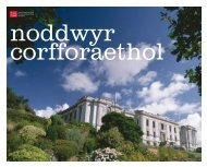 Lawrlwytho pecyn gwybodaeth - Llyfrgell Genedlaethol Cymru