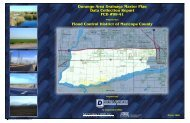 Data Collection Report - Flood Control District of Maricopa County