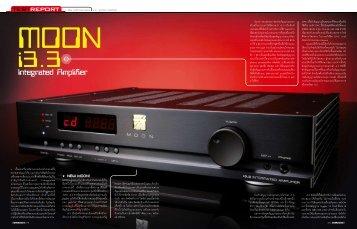 Integrated Amplifier - Piyanas