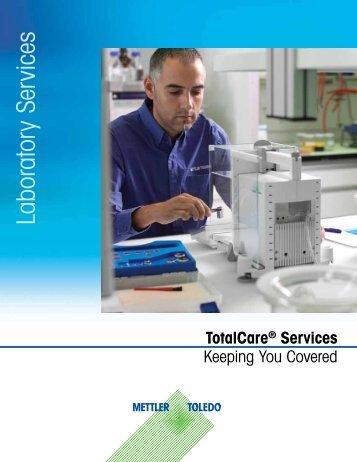 Laboratory Services - Mettler Toledo