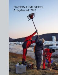 Qajaa i Vestgrønland - Nordlige Verdener - Nationalmuseet