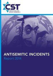 Incidents Report 2014