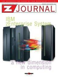 August-September 2010 - z/VM - IBM