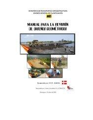 manual para la revisión de los estudios y diseño geométrico vial en ...