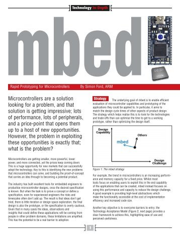 Microcontrollers are a solution looking for a problem - Embedded ...