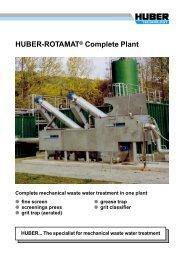 HUBER ROTAMAT(R) Ro 5