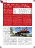 ellenôrzésen az elsô midibusz- alkatrészek Minôség - RÁBA ... - Page 2