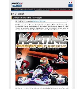 en cliquant ici - Kart Mag