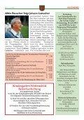 Mitteilungsblatt Juli - Marktgemeinde Weitensfeld - Seite 6