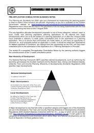 Pre-Application Consultation Guidance Notes - Comhairle nan ...