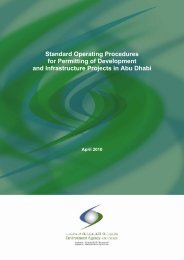 Standard Operating Procedures for Permitting of Development and ...