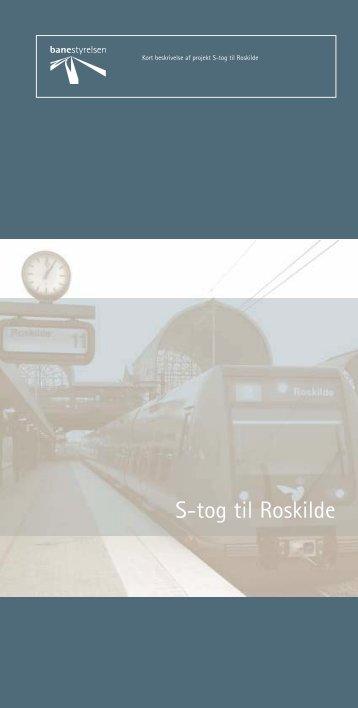 S-tog til Roskilde