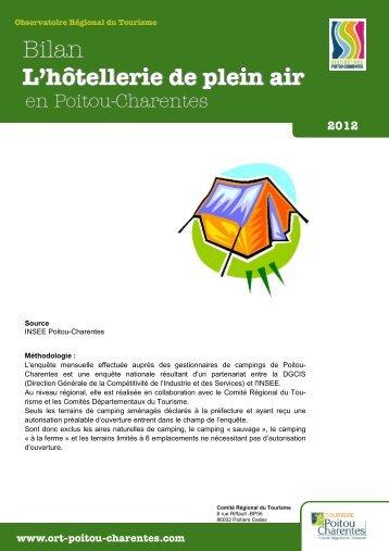Bilan Camping 2012