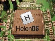 HelenOS ARM port