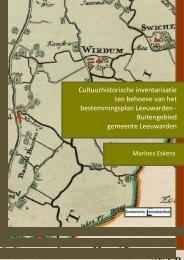 rapport - Gemeente Leeuwarden