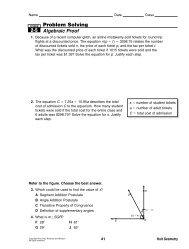 Problem Solving 2-5