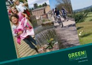 Green Infrastructure Guide for the East Midlands - River Nene ...