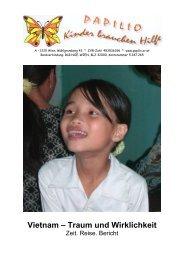 Vietnam - Verein Papilio - Kinder brauchen Hilfe