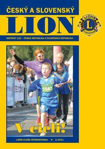 LION 2/2011 - Lions Club