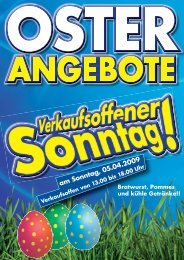 Mailing Oster angebote