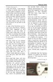 Volume 36 Issue 2, February 2009 - Maumee Valley - Porsche Club ... - Page 7