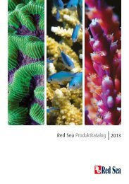 Red Sea Produktkatalog 2013
