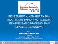 """konsep """"ksa"""" - UMS - Universiti Malaysia Sabah"""