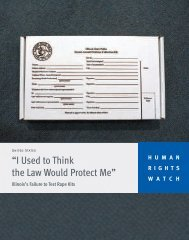 """""""I Used to Think the Law Would Protect Me"""" - National Center for ..."""