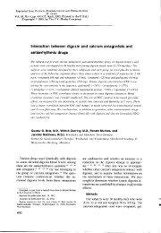 Original-Artikel; PDF - Prof. Dr. Gustav G. Belz
