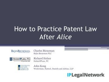 How-to-Practice-Patent-Law-After-Alice