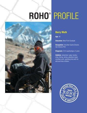 ROHO® PROFILE