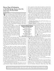 Edwidge Danticott.qxd - The Bloomsbury Review