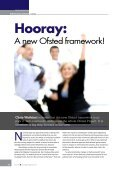 Hooray – a new Ofsted framework - AAIA – The Association for ... - Page 2